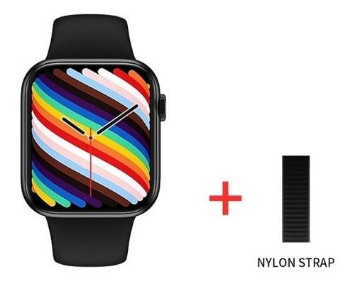 Smartwatch Hw56 Plus Lançamento 2022 + Brinde Pulseira Extra