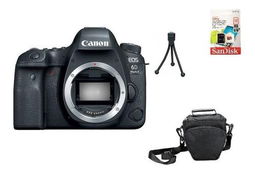 Canon 6d Mark Ii (corpo) Fullframe Garantia Sem Juros