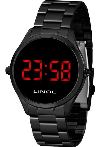 Relógio Feminino Lince Digital Led Mdn4618lvxpx