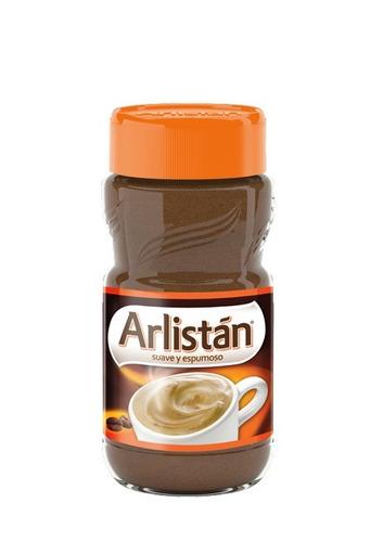 Café Instantáneo Suave Arlistán Frasco 100g