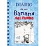 Livro Diário De Um Banana Vol. 15 Vai Fundo