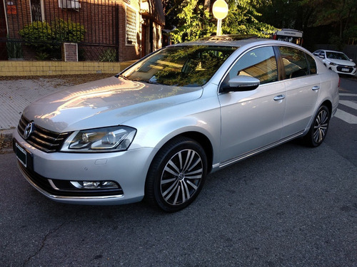 Volkswagen Passat 2.0 Tsi Luxury Dsg