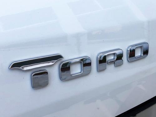 Fiat Toro 1.8 16v Evo Endurance 2021