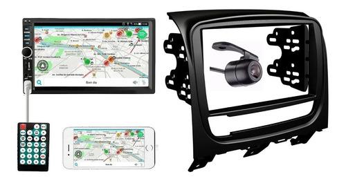 Radio Som Bluetooth Mp5 Siena 2012 2013 2014 2015 2016 2017