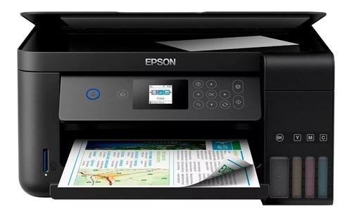 Impresora Multifuncion Epson L4160
