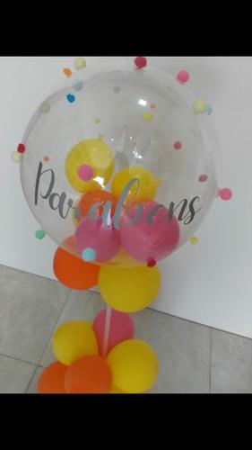 Balões De Gás Hélio.