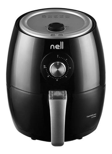 Fritadeira Elétrica Sem Óleo Nell Smart 2.4l Preta 220v