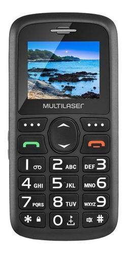 Multilaser Vita Dual Sim 32 Mb Preto 24 Mb Ram