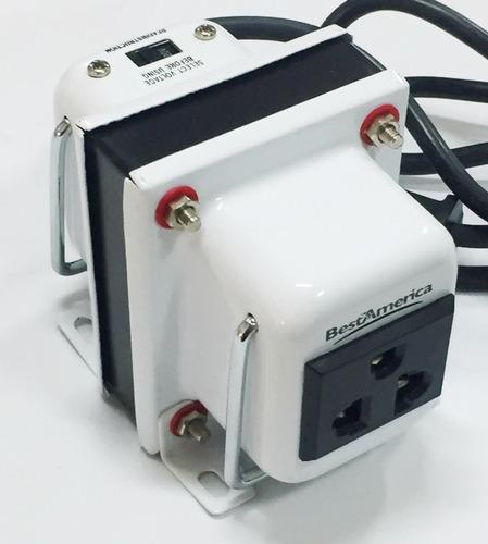 Transformador 220v / 110v De 100 Watts Para Ps2 / Ps1 / 3ds