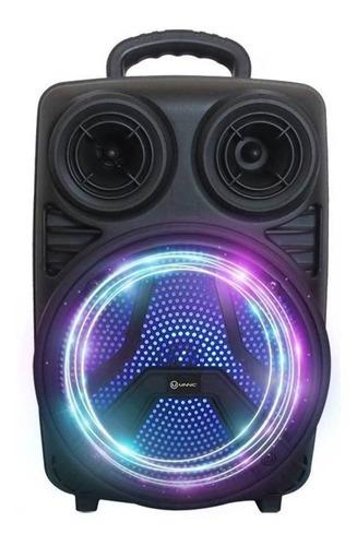 Parlante Unnic Soundflow Jazz Portátil Con Bluetooth Negro 220v