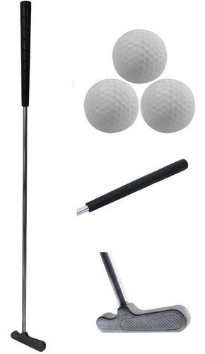 Golf Golfe Infantil Taco De Metal Bola De Golf Esportivo
