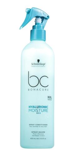 Schwarzkopf Bc Hyaluronic Moisture Kick Spray Leave-in 400ml
