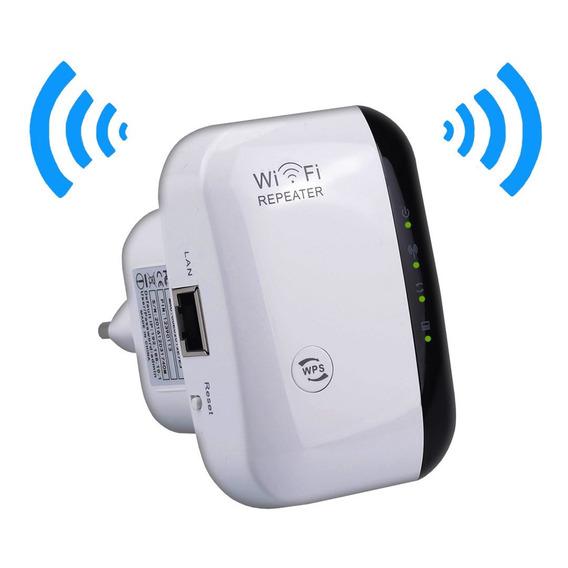 Repetidor Wifi Amplificador De Señal Internet 300 Mbps