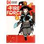 Fire Force 04 Panini 4 Bonellihq Cx255 R20