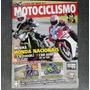 Revista Motociclismo Honda Cb 1000r Cbr 600f Ténéré Ninja