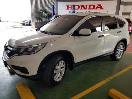 Honda Cr-v City Plus M 2015 4x2 Blanco Taffeta 84.330 Kms