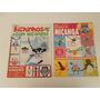 Revista Coleção Bichinhos Com Miçangas 2 Unidades L175