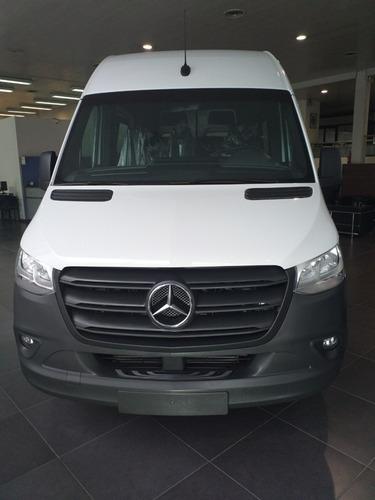 Mercedes-benz Sprinter 416 Cdi Combi 3665 15+1 Te Con Cámara