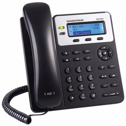 Telefono Ip Grandstream Gxp1625 Poe 2 Sip 2 Lin Ethernet