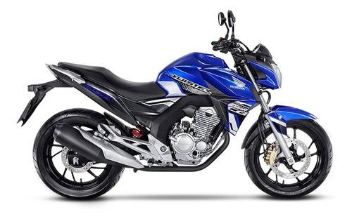 Cb Twister 250 Cbs Honda 2021 / 2021