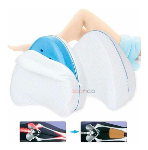 Almohada Para  Piernas Y Rodillas Leg Pillow