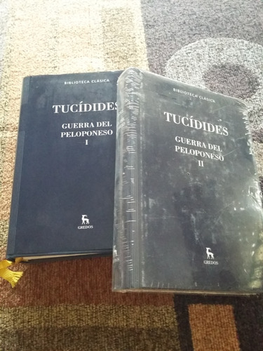 Guerra Del Peloponeso I - Tucidides