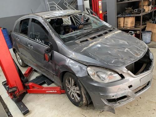 Mercedes B180 2011 Sucata Para Retirar Peças Usadas