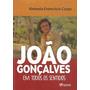 Livro João Gonçalves Em Todos Os Sentido Cd Antonio Costa