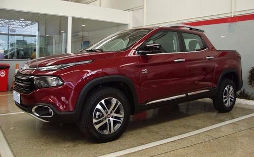 Fiat Toro Gnc Financiada Anticipo $300mil Y Cuotas A-