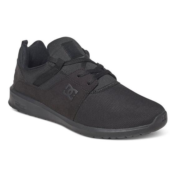 Zapatillas Dcshoes Heathrow Black Black