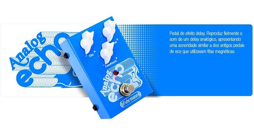 Pedal Fuhrmann Analog Echo Original