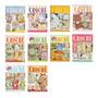 7 Revistas Crochê Banheiros Cozinhas Lote 1