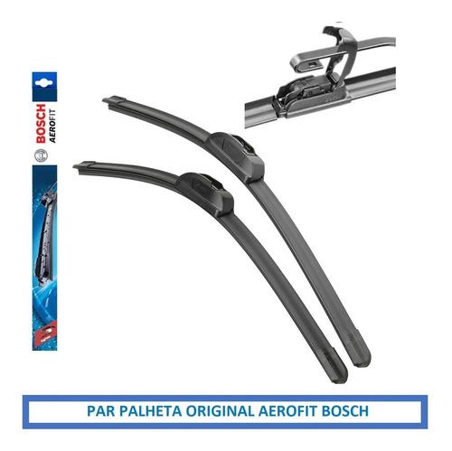 Par Palheta Limpador De Parabrisa Modelo  Bosch Original