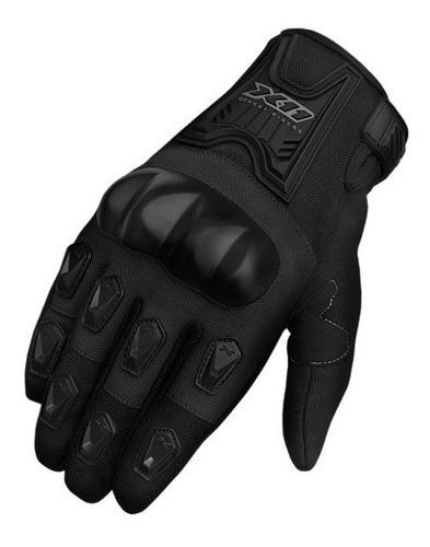 Luva Moto X11 Blackout Proteção
