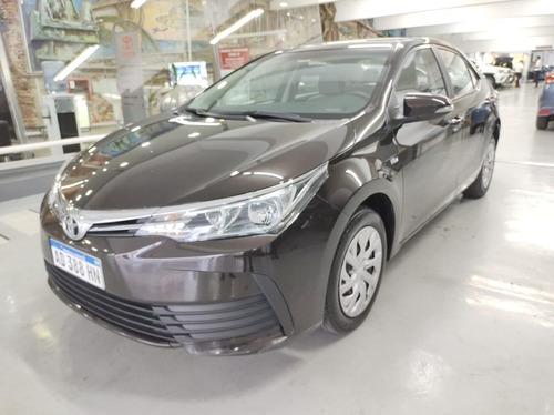 Toyota Corolla Xli Cvt