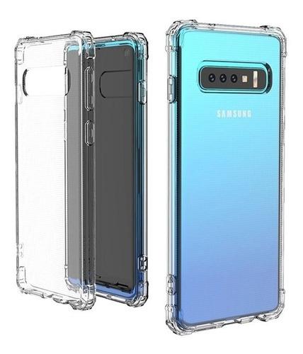 Capa Case Anti Impacto Crystal Galaxy S10 S10 Plus S10e
