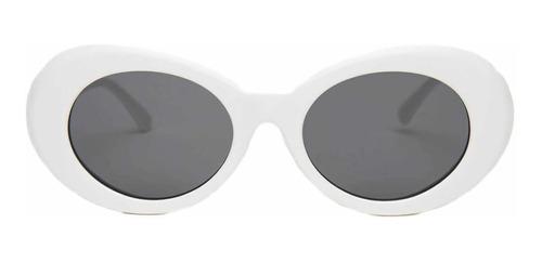 Óculos Kurt Cobain Nirvana Branco Unissex Pronta Entrega