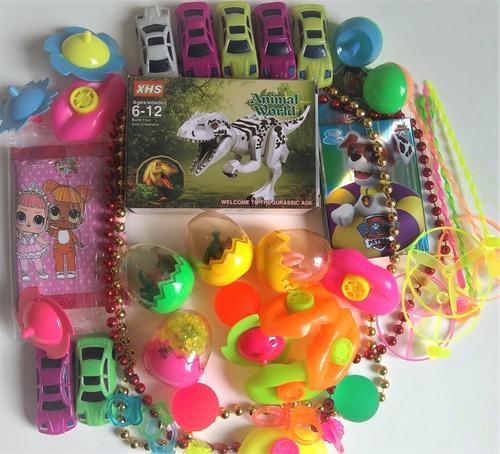 Relleno Piñata Fiesta Infantil 37 Artículos Seleccionados