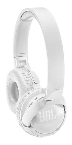 Audífonos Inalámbricos Jbl Tune 600 Btnc Blanco