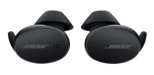 Fone De Ouvido In-ear Sem Fio Bose Sport Earbuds Triple Black