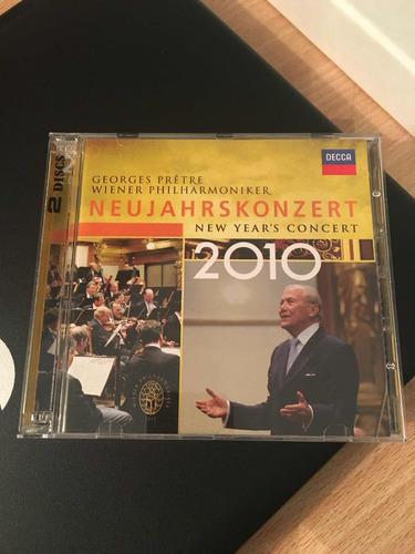 New Years Concert 2010. Filarmónica De Viena.