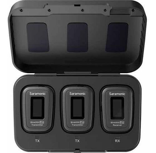 Saramonic Blink 500 Pro B2 Microfone Lapela Sem Fio Wireless