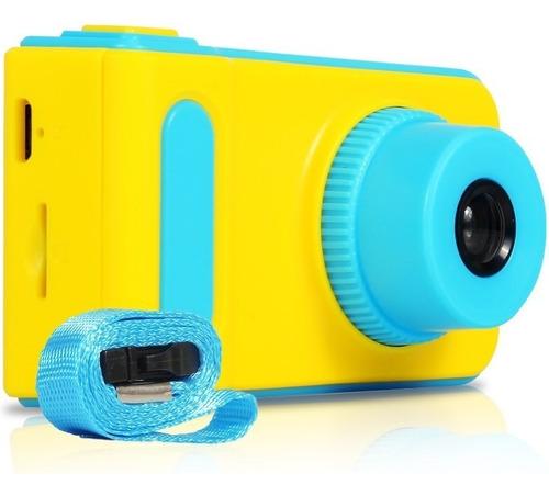 Mini Câmera Digital Filmadora Infantil Para Criança Portatil
