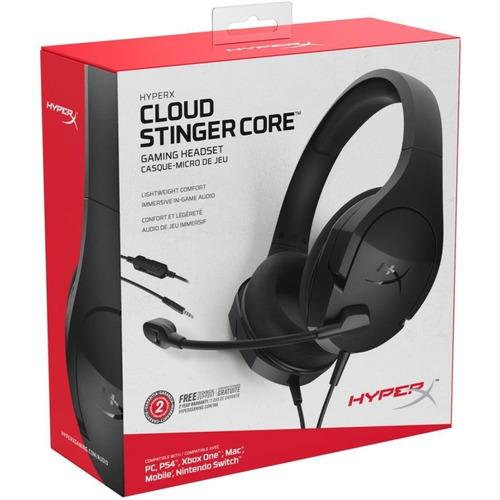 Auricular Gamer Kingston Hyperx Cloud Stinger Pc Ps4 Tranza