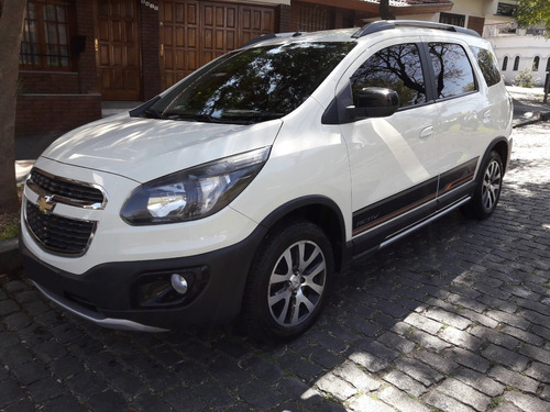 Chevrolet Spin Active 1.8 A/t