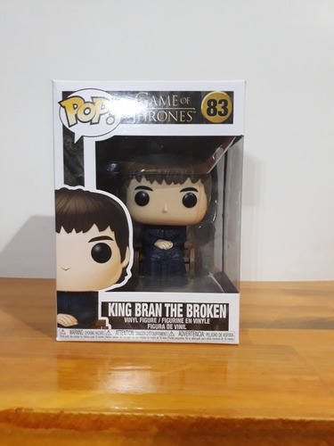 Funko Pop King Bran The Broken 83
