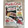 Revista Manequim Fácil Fácil Ponto Cruz Natal Enfeites I198