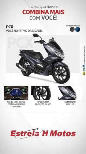 Consórcio Solução - Honda Pcx 150