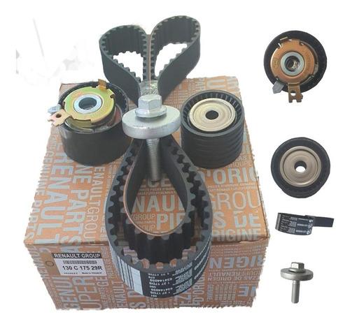 Kit Repartición Renault Megane Symbol Duster Garantizado