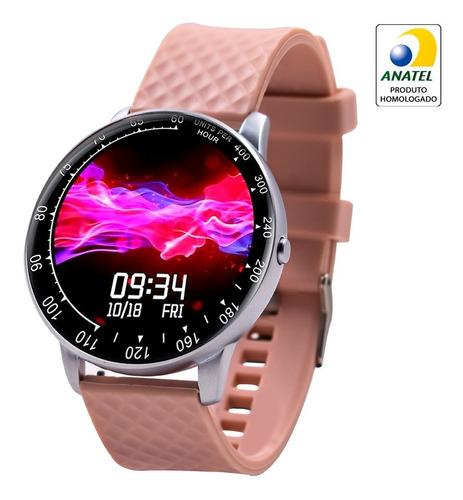Relógio Smartwatch H30 Original Haiz Anatel C/ 02 Pulseiras